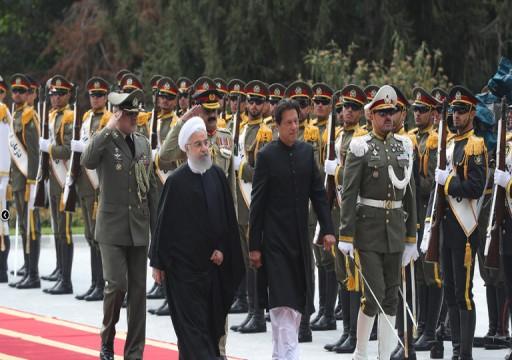 إيران وباكستان تتفقان على تشكيل قوات للرد السريع لتأمين الحدود