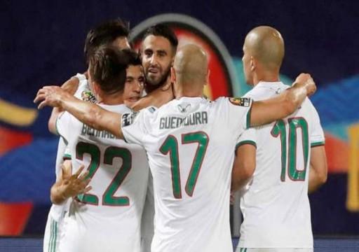 الجزائر تقسو على جيبوتي والمغرب يتجاوز عقبة السودان في تصفيات مونديال قطر