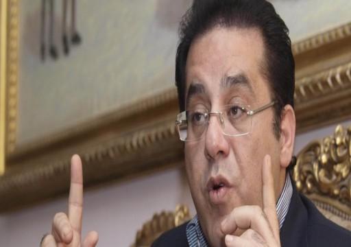 """معارض مصري يقول إن الإمارات ارتكبت """"جريمة"""" بحق بلاده"""