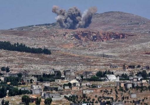 المعارضة السورية تتهم قوات النظام باستخدام سلاح كيمياوي في ريف اللاذقية