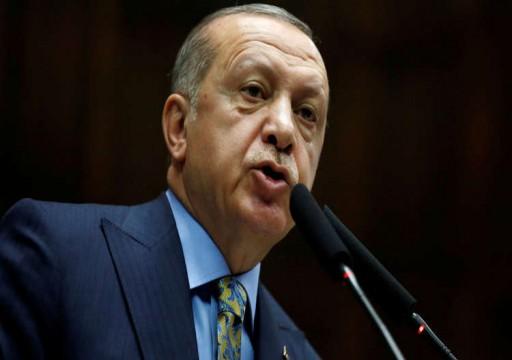 أردوغان: تجاوزنا مرحلة تحولت فيها المساجد إلى حظائر