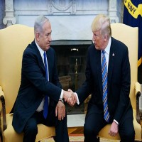 ترامب يقول إنه قد يزور إسرائيل لافتتاح السفارة بالقدس