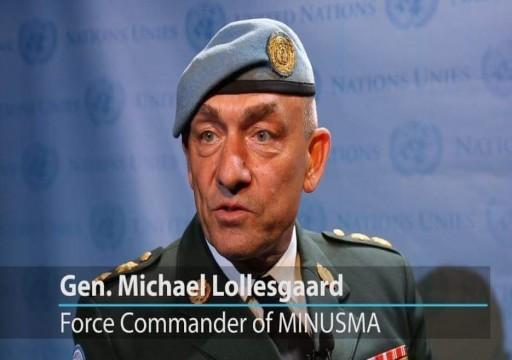 مجلس الأمن يختار الدنماركي لوليسغارد رئيساً لبعثة المراقبين باليمن