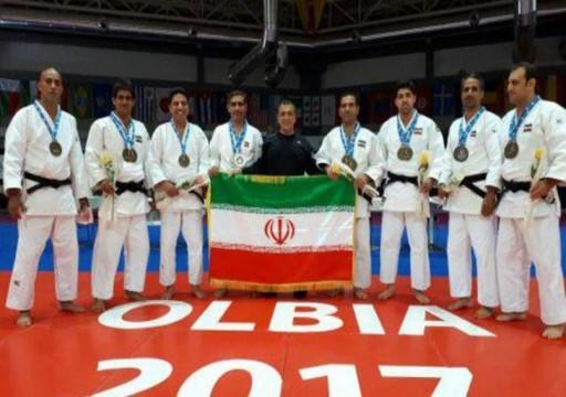 للمرة الأولى.. إيران تقبل اللعب مع إسرائيل في الجودو