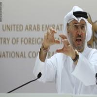 قرقاش يعلق حول اجتماع السلام اليمني بجنيف والحرب في إدلب
