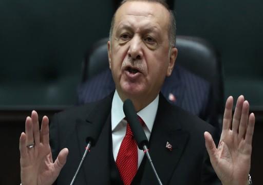 أردوغان يقول إنه سيقرر موقفه إزاء إدلب بعد الاتصال ببوتين