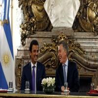 الأرجنتين تقترح على قطر اتفاقية بشأن الموارد الهيدروكربونية