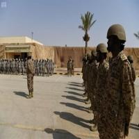 السعودية تجري مناورات مع السودان على الحروب غير النظامية