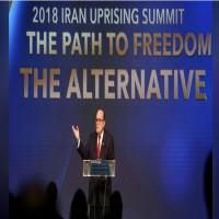 محامي ترامب : ستتم الإطاحة بالحكومة الإيرانية