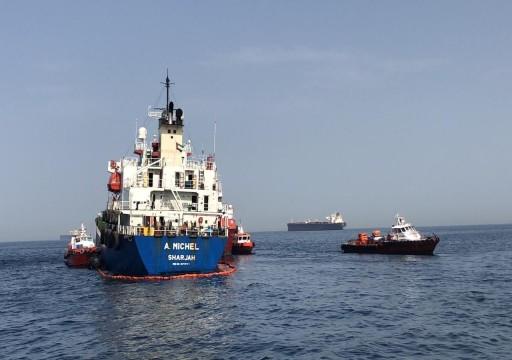 CNN: أبوظبي طلبت دعم واشنطن بحادثة تخريب السفن