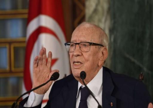 الرئيس التونسي: عام 2019 سيكون مفصليا