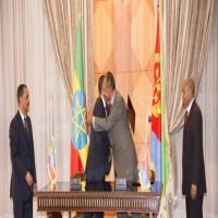 إثيوبيا وإريتريا تعلنان انتهاء الحرب بينهما وبدء مرحلة السلام