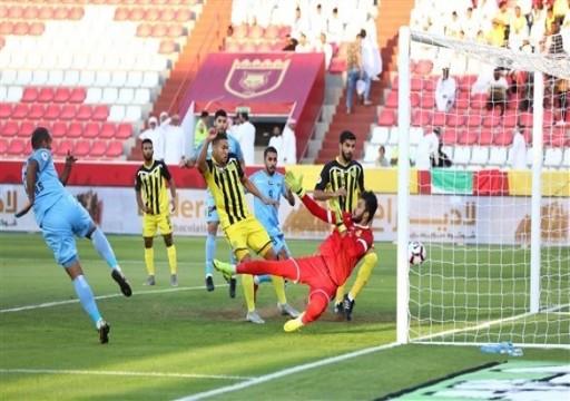 دبا يتلقى الهزيمة العاشرة أمام اتحاد كلباء في دوري الخليج