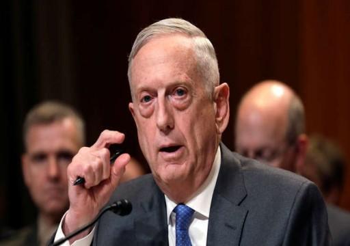 وزير الدفاع الأمريكي: مقتل خاشقجي يجب أن يقلقنا جميعا