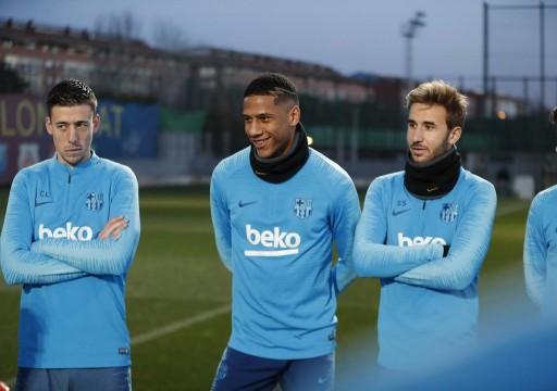 إصابة صفقة برشلونة الجديدة