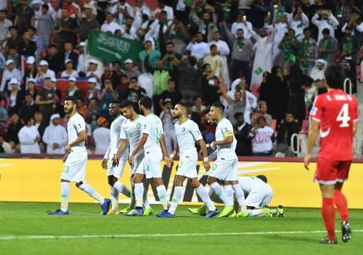 السعودية تقهر كوريا الشمالية برباعية نظيفة في كأس آسيا 19