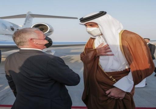 العاهل الأردني يصل قطر في زيارة رسمية للمرة الأولى منذ 2013