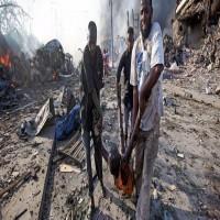 قتلى وجرحى في هجوم مزدوج لحركة الشباب على وزارة الداخلية في مقديشو
