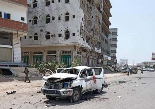 مقتل قائد عسكري حكومي في تفجير عبوة ناسفة بعدن جنوبي اليمن