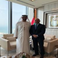 الجابر يلتقي وزير الخارجية اليمني والأخير يدعو للتنسيق المشترك