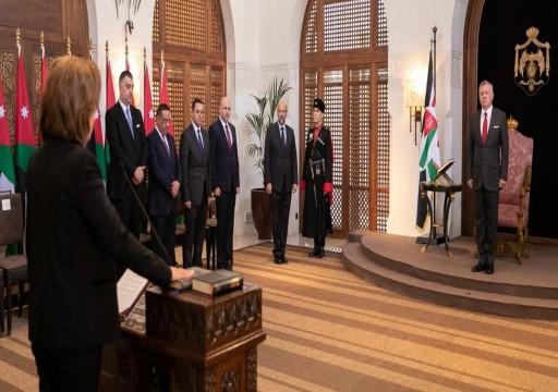 الرزاز يجري ثالث تعديل وزاري في الأردن خلال عام