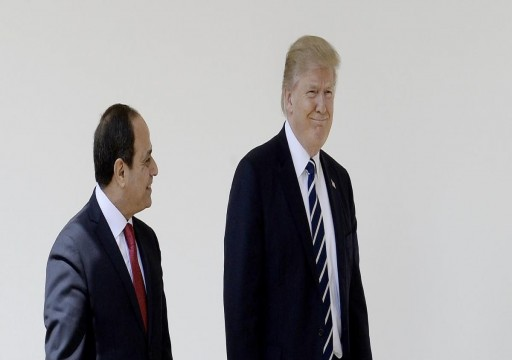 واشنطن بوست: السيسي وابن سلمان  ديكتاتوران  يحتضنهما ترامب