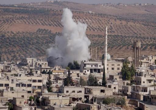 واشنطن تدين هجمات النظام السوري على المدنيين بإدلب