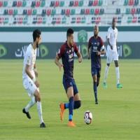الوحدة يتغلب على الإمارات بثلاثية مقابل هدف