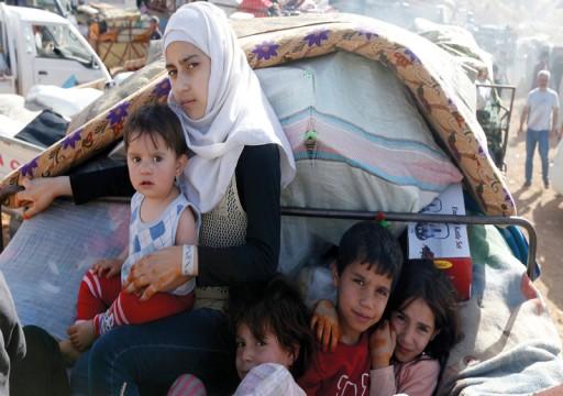 الإمارات تتعهَّد بـ 65 مليون دولار لدعم اللاجئين السوريين