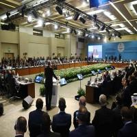 قمة إسطنبول تطالب بتشكيل لجنة تحقيق وحماية الفلسطينيين