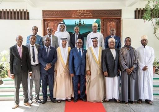 أبوظبي للتنمية يمّول مشاريع في جزر القمر بقيمة 184 مليون درهم