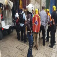 مقتل حارس إسرائيلي في عملية طعن بالقدس واستشهاد المنفِّذ