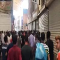 طهران: احتجاجات البازار تحت السيطرة