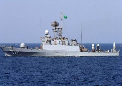 مناورة بحرية بين السعودية وباكستان بالبحر الأحمر وبحر العرب