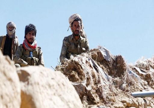 الجيش اليمني يؤكد مقتل قيادات حوثية كبيرة شرقي صنعاء