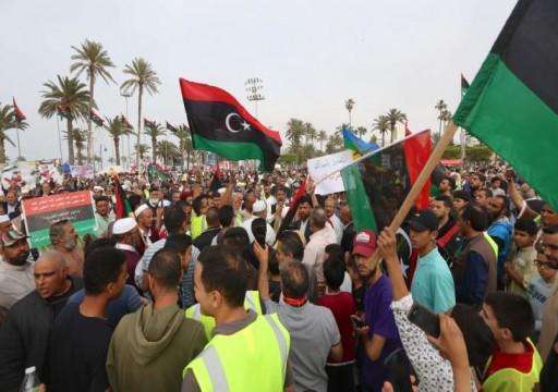 """قوات """"الوفاق"""" تعلن ضبط 5 """"ضفادع بشرية"""" تابعين لحفتر"""