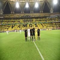 الوصل يتعادل مع الاتحاد السعودي في أبطال العرب