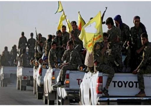 استسلام عدد كبير من مقاتلي داعش بشرق سوريا