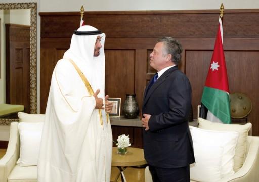 أبوظبي تدعم الأردن بـ 300 مليون دولار
