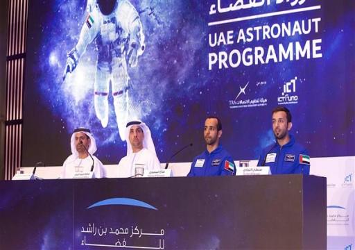 25 سبتمبر.. انطلاق رحلة أول رائد فضاء إماراتي إلى محطة الفضاء الدولية