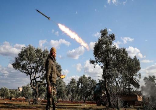 قوات المعارضة السورية تسقط مروحية لنظام الأسد