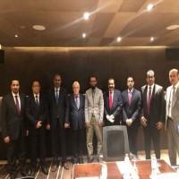 المبعوث الأممي لليمن يلتقي قيادة المجلس الانفصالي في أبوظبي