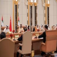 الإمارات والصين توقعان 13 اتفاقية ومذكرة تفاهم