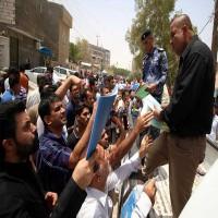 العراق: المتظاهرون يمهلون الحكومة 72 ساعة لتنفيذ شروطهم