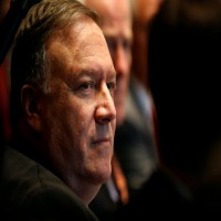 بومبيو: ليس في مصلحة أحد عمل عسكري ضد إيران