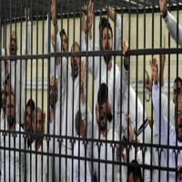 القضاء المصري يصدر أحكاماً عسكرية تصل للمؤبد بحق 70 مدنياً