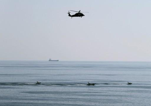 مناورات إيرانية واسعة في مياه الخليج العربي