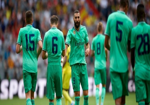 ريال مدريد يتغلب على فريق مغمور.. وليفربول يهزم ليون الفرنسي ودياً
