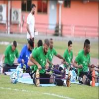 «الأبيض» يواصل استعداداته لمواجهة نظيره السلوفاكي في كأس ملك تايلاند