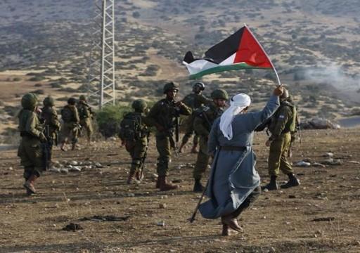فلسطين.. شهيدان و5 إصابات برصاص جيش الاحتلال الإسرائيلي